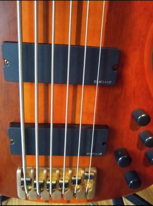 Schecter Studio 6 Bass Guitar for Sale in Milford, MA