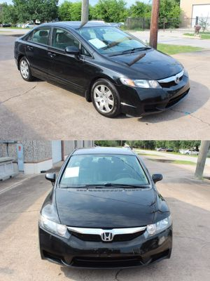 2010 Honda Civic CLEAN TITLE LOW DOWN!!!!!! for Sale in Houston, TX