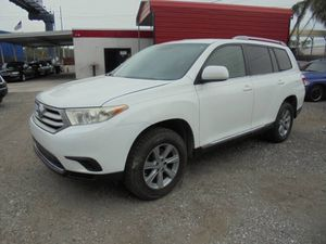 2013 Toyota Highlander for Sale in Tampa, FL