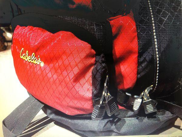 NEW! Cabela's Hiking Backpack - Originally $200 (Alexandria or DC)