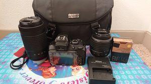 Nikon Dslr camera d3400 for Sale in Irvine, CA