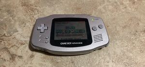 Gameboy Advance and Super Mario World for Sale in Houston, TX
