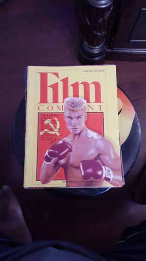 Vintage Magazine Film Comment Feb. 1986 for Sale in Apache Junction, AZ