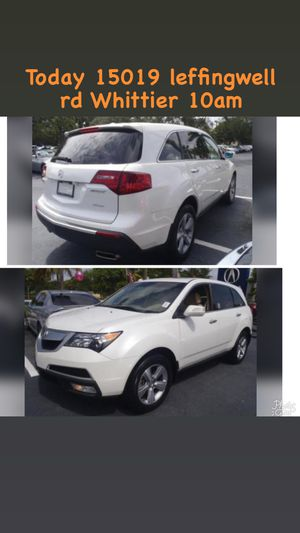 Acura MDX for Sale in Whittier, CA