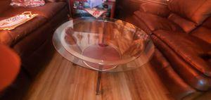 Glass table for Sale in Harrisonburg, VA