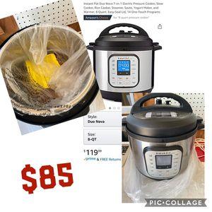 Instant pot for Sale in Lancaster, TX