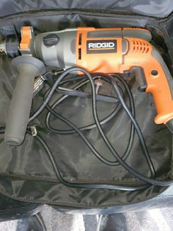 Ridgid Hammer Drill for Sale in Independence,  MO