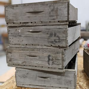 Vintage Crates for Sale in Elma, WA