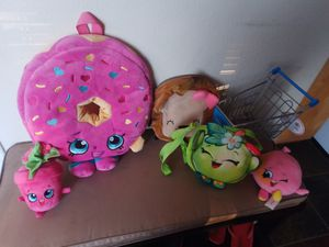 shopkins dounut backpacks for Sale in Woodburn, OR