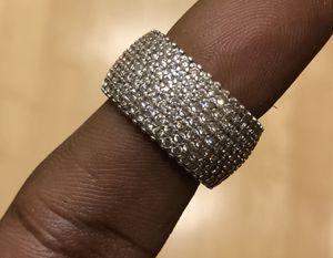 Diamond ring size 7 for Sale in Atlanta, GA