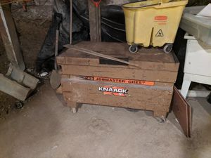 Knaack tool box for Sale in Hyattsville, MD