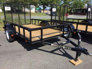 Brand new trailer (2019) 5x5x10 for Sale in Darien, CT