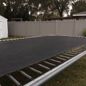 Rectangle Olympic Trampoline for Sale in Tampa, FL