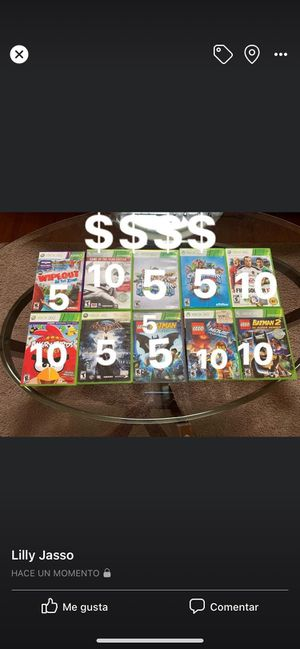 Xbox 360 Games for sale for Sale in Conley, GA