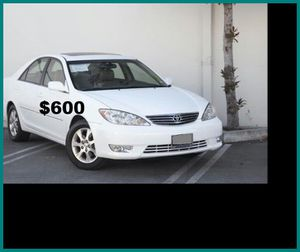 Price$600 Camry 2002 for Sale in Montgomery, AL