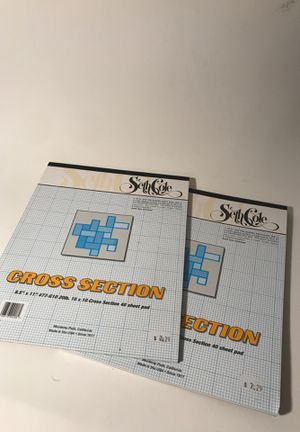 Cross Section sheet pad for Sale in South Pasadena, CA