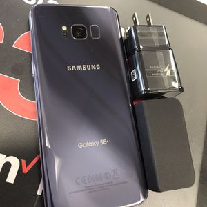 Samsung Galaxy s8+ Unlocked for Sale in Somerville, MA