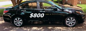$8OO URGENT I sell my family car 2OO9 Honda Accord Sedan Runs and drives great! Clean title! for Sale in Baton Rouge, LA
