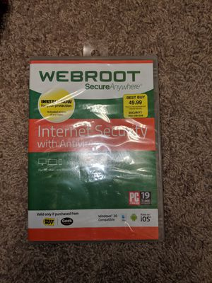 Webroot for Sale in Lincoln, NE