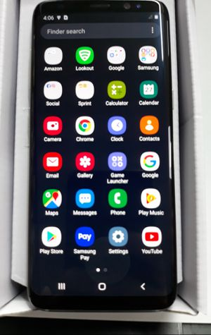 Samsung Galaxy S8 Unlocked 64 GB for Sale in Houston, TX
