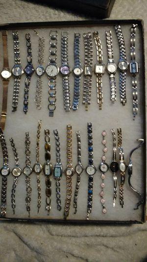 Lot of ladies quartz watch's for Sale in Everett, WA