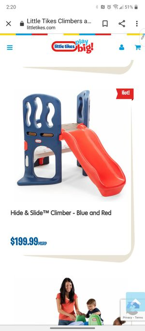 Little tikes slide for Sale in Corona, CA