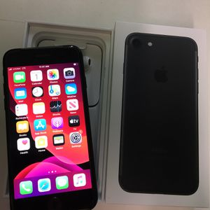 🩸SPECIAL🩸iPhone 7 Black BM New🩸 for Sale in Phoenix, AZ