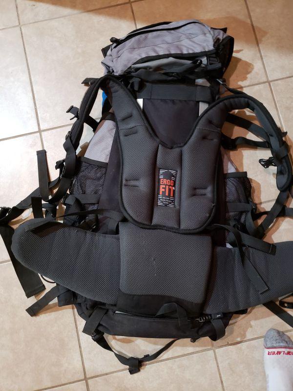 High Sierra 70 10 Naja hiking backpack