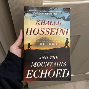 And The Mountains Echoed paperback cover for Sale in Manteca, CA