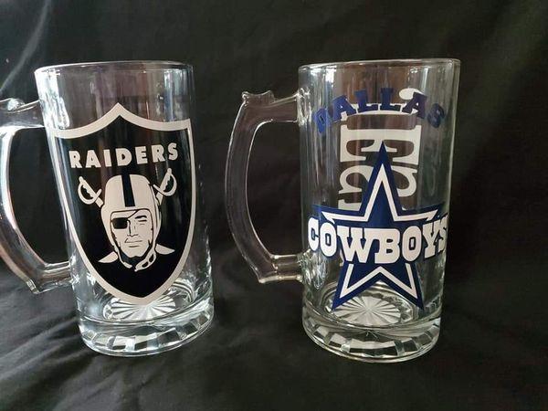 Customized tshirts, starbucks cups,, makeup brush holders, beer mugs