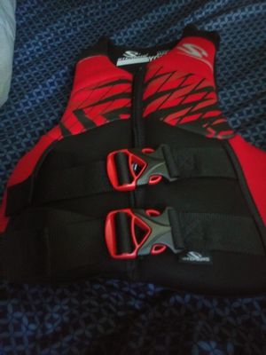 Stearns U.S. coast Guard approved life vest for Sale in Byram, MS