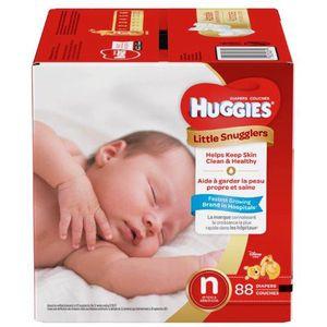 Huggies Little Snugglers Diaper Size Newborn , 88ct for Sale in El Monte, CA