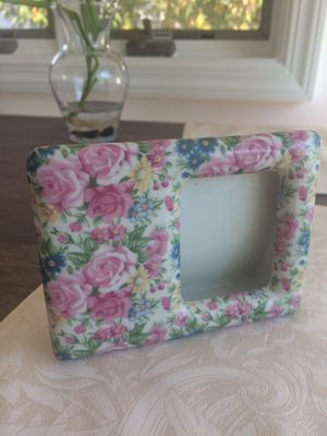 Ceramic picture frame for Sale in New York, NY