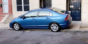 Honda Civic 4 door cedan for Sale in Philadelphia, PA