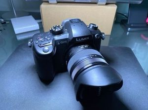 Like new Panasonic GH5 4k camera. for Sale in Byron, CA