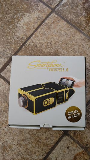 Smartphone video projector for Sale in Cypress, TX