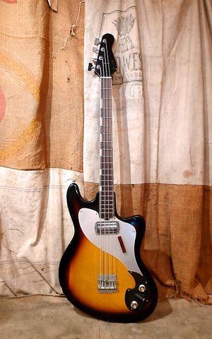 1960s Sunburst Lafayette Bass for Sale in Duluth, GA