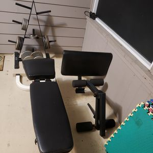 Gym equipment for home - very compact for Sale in Ocoee, FL