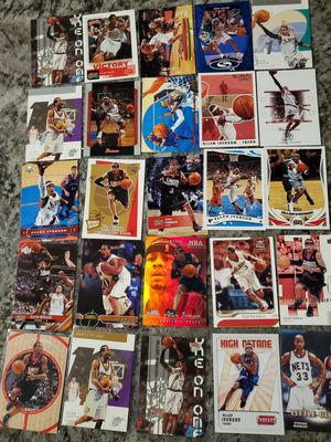 Lot of 25 ALLEN IVERSON CARDS all for $20 for Sale in Fresno, CA