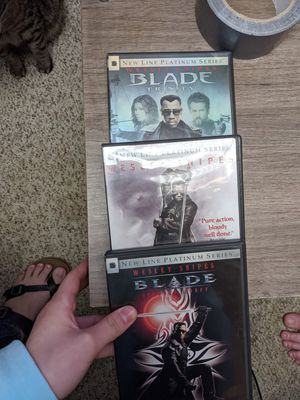 Blade trilogy for Sale in Waynesboro, PA