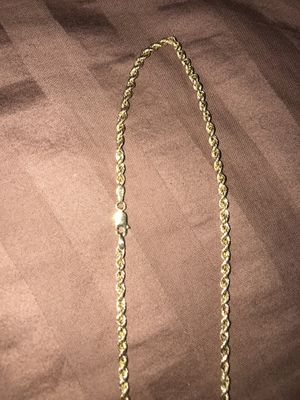 14k real gold chain for Sale in Los Angeles, CA