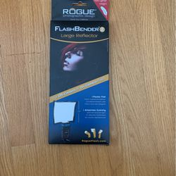 Rogue Photographic Design FlashBender v3 Reflector Large for Sale in Grayslake,  IL