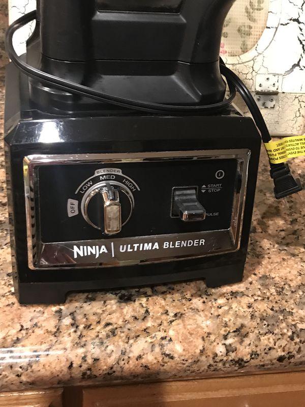 Ninja última blender
