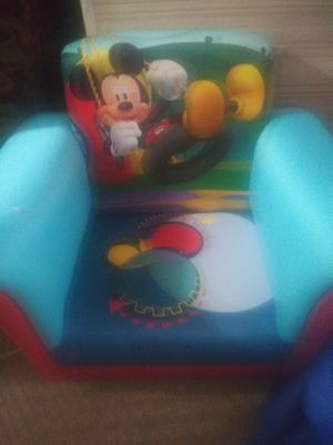 Mickey Mouse chair for Sale in Kansas City, MO