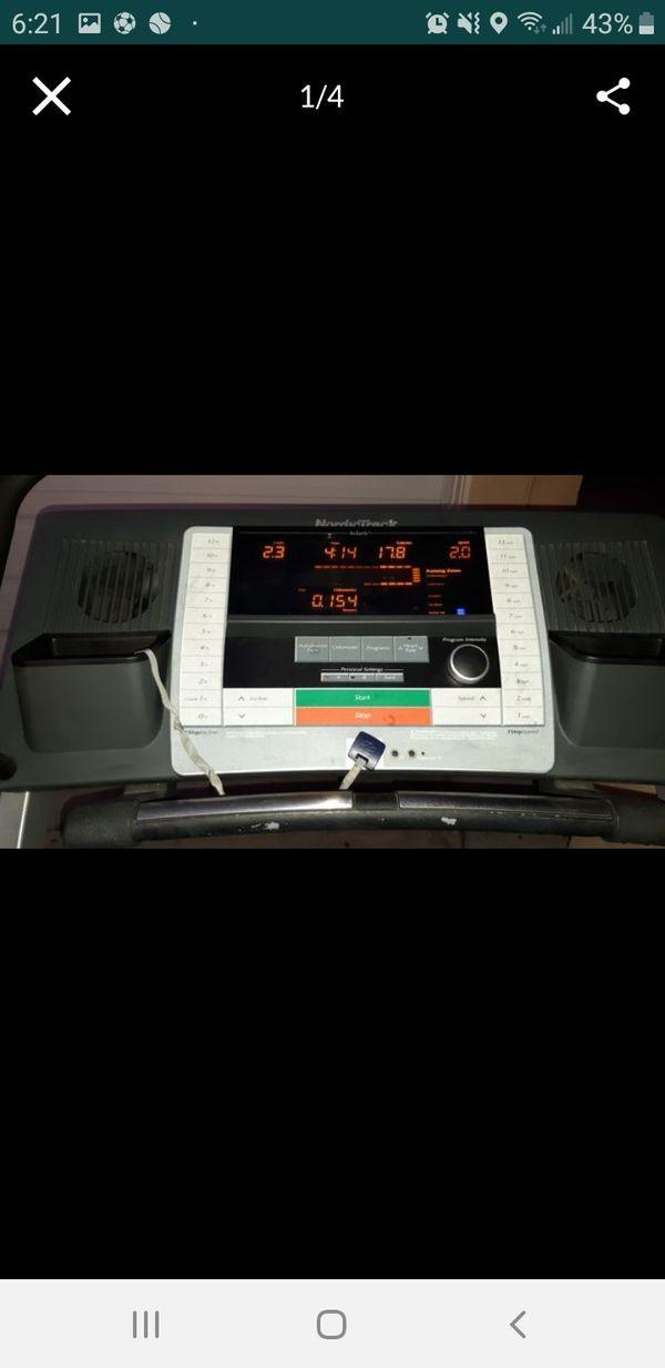 Treadmill running machine