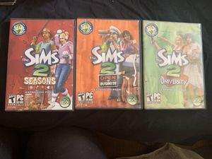 Sims pc games for Sale in Granger, IN