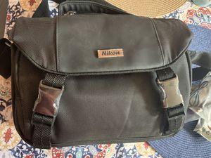 Nikon - Digital SLR Camera Bag - Black for Sale in Las Vegas, NV