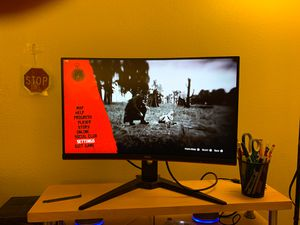 AOC 24 inch 1920x1080 144hz computer monitor for Sale in White Hall, WV