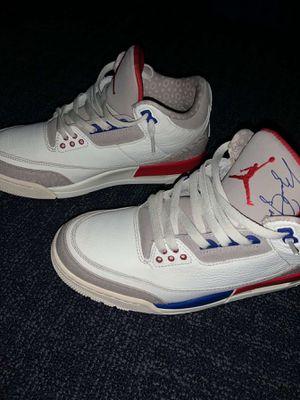"""Nike Air Jordan 3 Retro""""International for Sale in Red Oak, TX"""