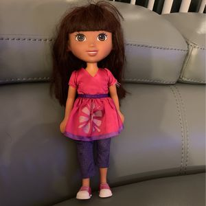 Dora The Explorer Doll for Sale in St. Petersburg, FL